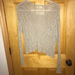 Hollister (Xs/S) Cropped sweater